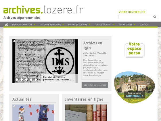 archives.lozere.fr