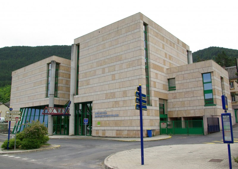 archives departementales lozere